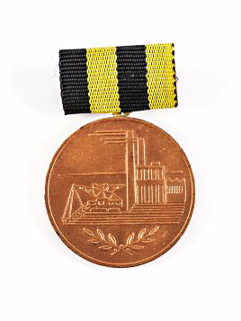 Medal for Merit in the Coal Industry of the DDR