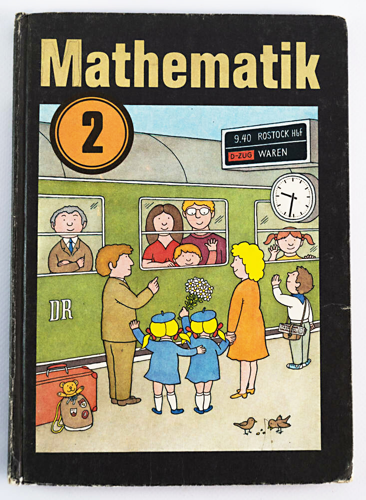 Schulbuch Mathematik 2. Klasse