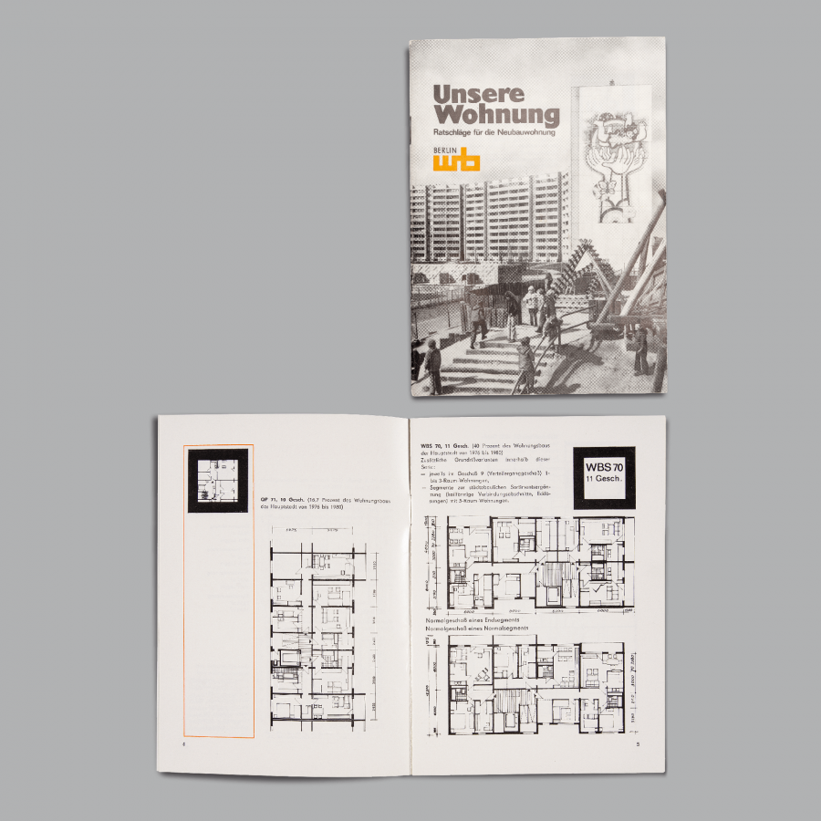 Brochure »Our Apartment«