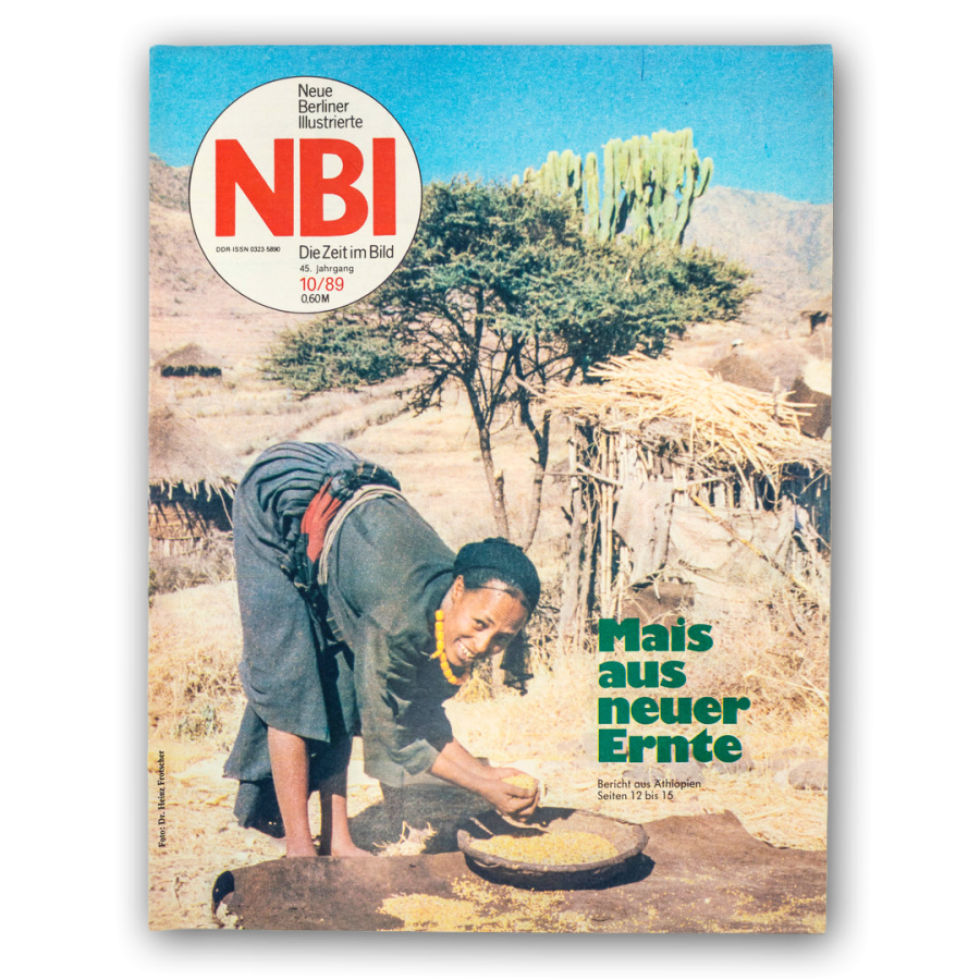 NBI Cover from 1989