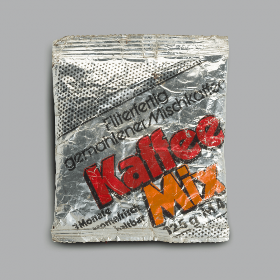 Pack of a GDR coffee-mix