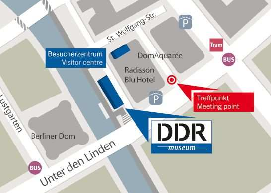 Barrierefreiheit Ddr Museum