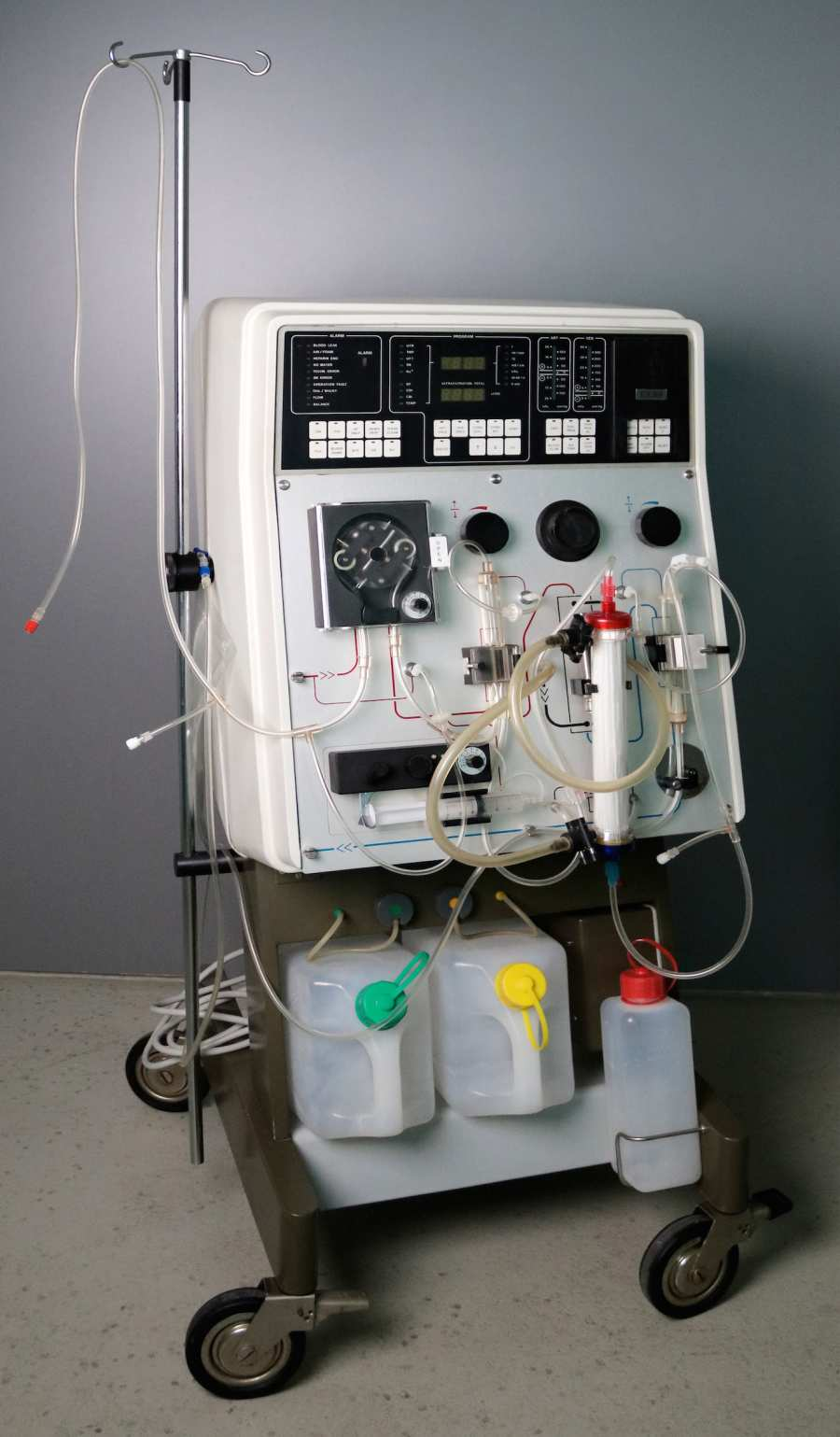Dialysis device KN 501 frontal