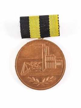 Für Verdienste in der Kohleindustrie  bronze