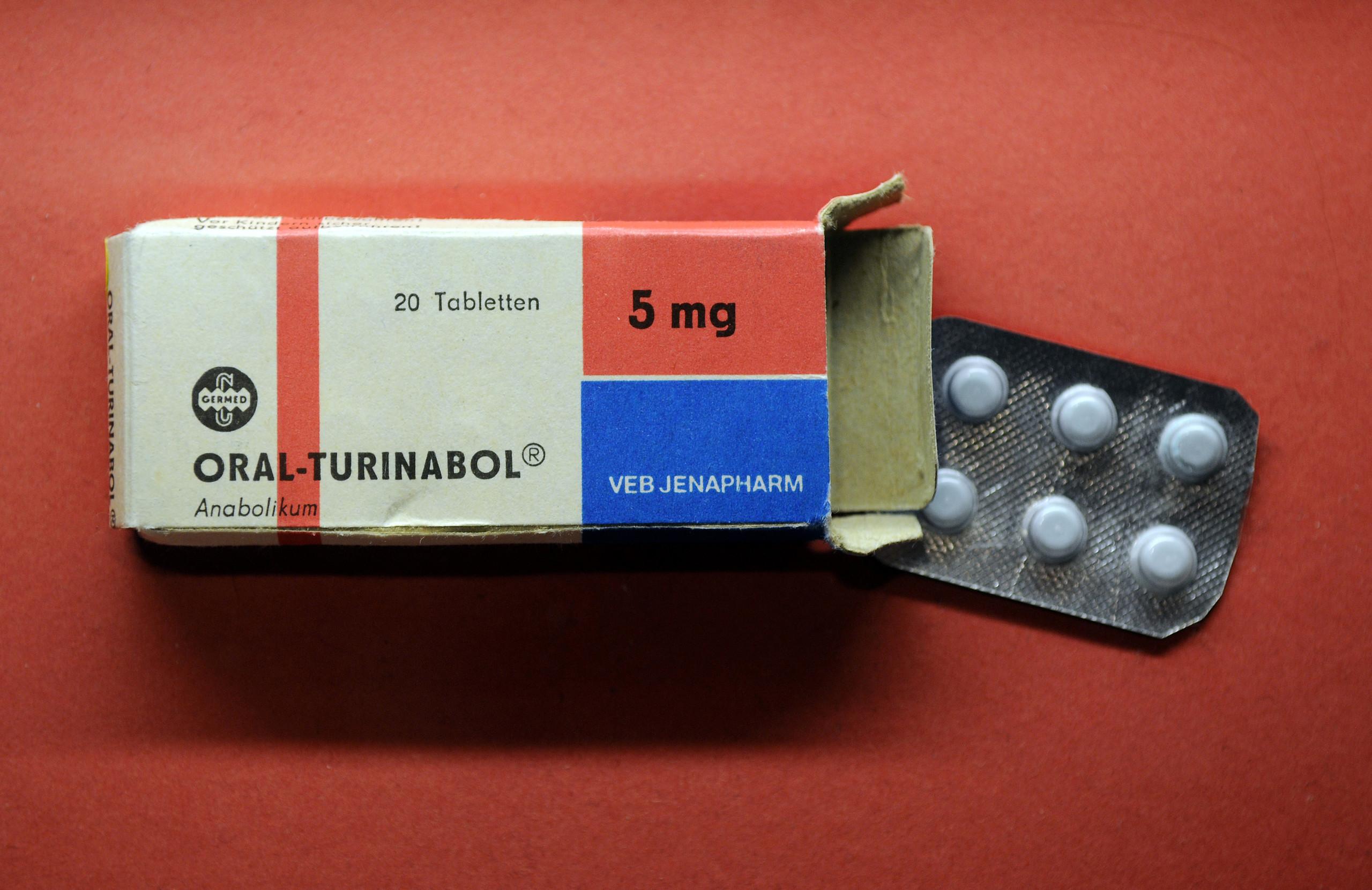 oral turinabol tabletter