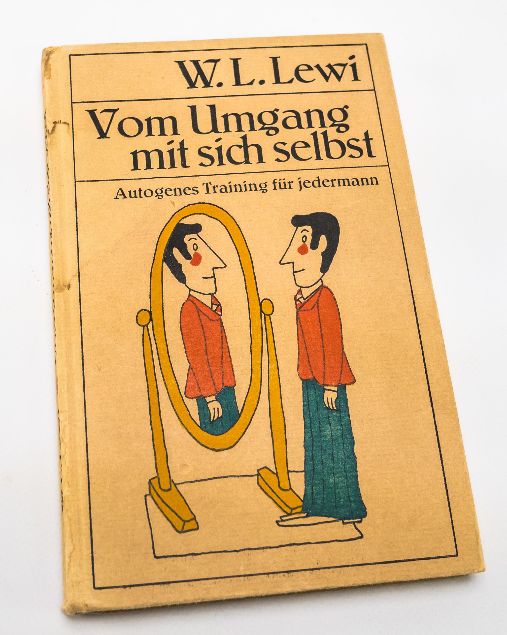 Buch sich selbst kennenlernen