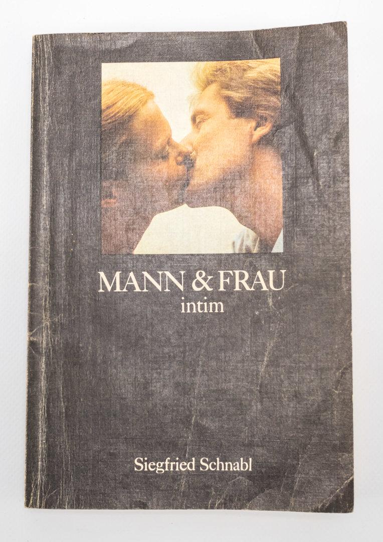 Buch Mann und Frau intim | DDR Museum Berlin